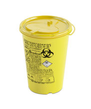 0.7 Litre Disposable Sharps Container