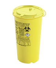 1 Litre Disposable Sharps Container