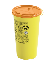 1 Litre Disposable Non-Medicinal Sharps Container