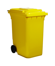 360 Litre Clinical Waste Bin
