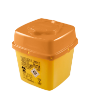 4 Litre Disposable Non-Medicinal Sharps Container