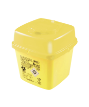 4 Litre Disposable Sharps Container