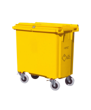 770 Litre Clinical Waste Bin