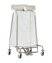 Vacsmart Waste Shrinkage Bag And Trolley