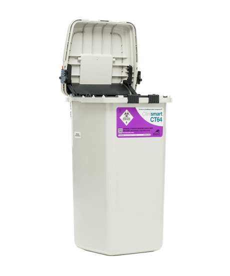 CT64 Access Plus Cytotoxic Waste Container