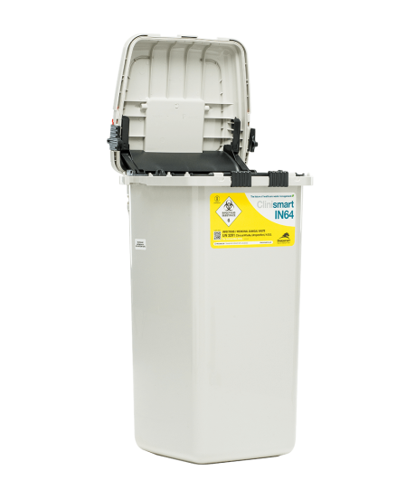IN64 Clinismart Clinical Waste Container