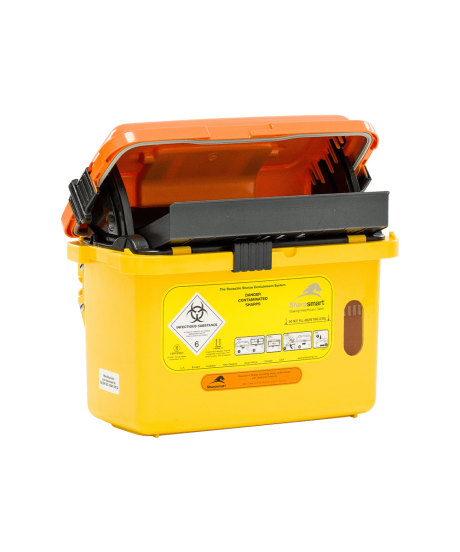 S14 Sharpsmart Container For Non-Medicinal Sharps