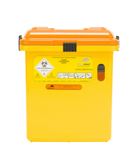 S22 Sharpsmart Container For Non-Medicinal Sharps