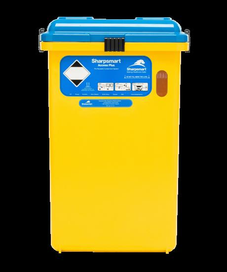 S32 Pharmaceutical Container Access Plus
