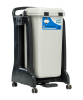 PH64 Pharmaceutical Waste Container On Accessmart Cart
